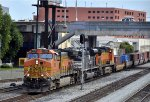 BNSF with NS coupling