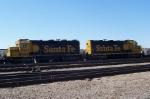 BNSF 2623 & BNSF 2514