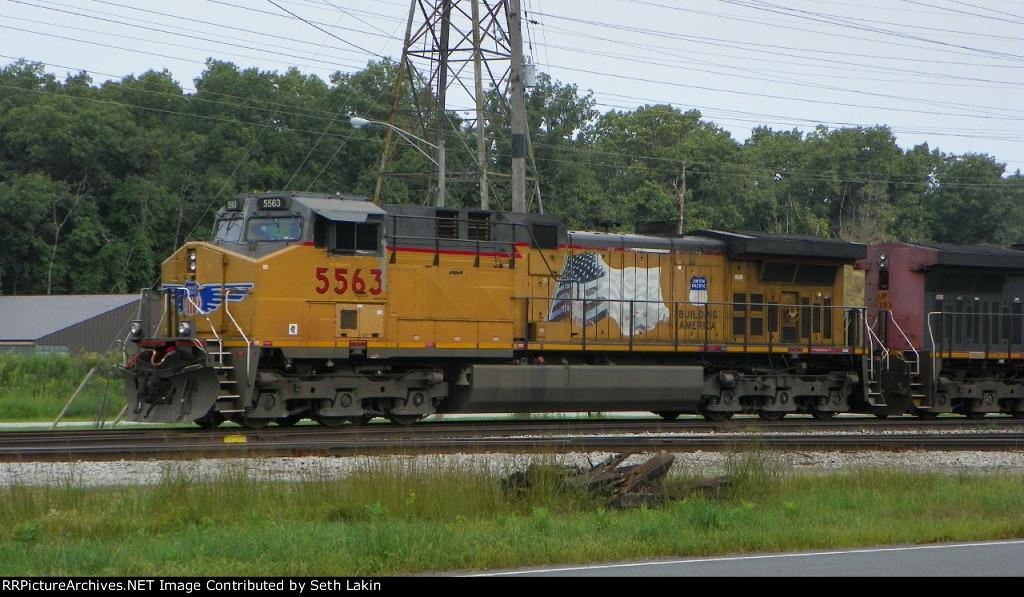 UP 5563