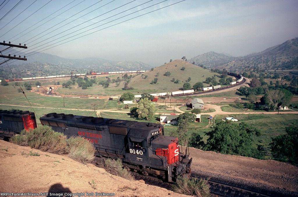 South Pacific Intermodal takes on Tehachapi