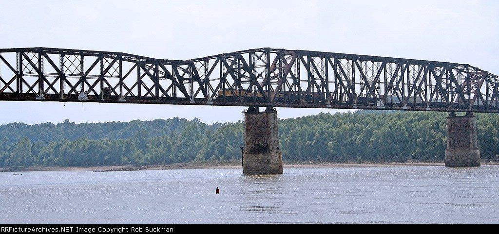 Steel Over the Mississippi
