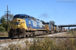 CSX Q617 Crosses NS interchange