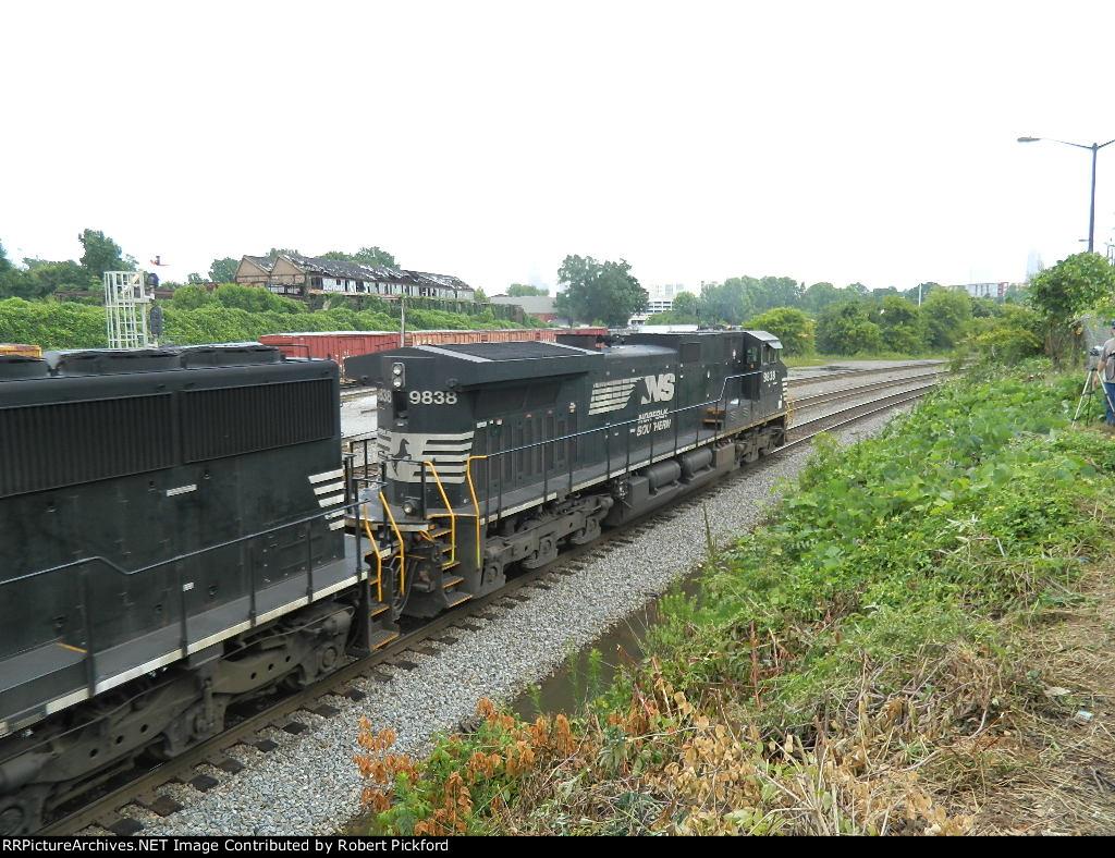 NS 9838 (C40-9W)