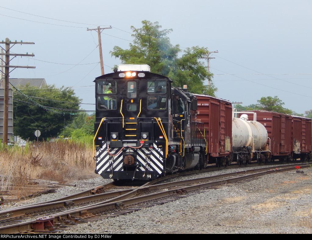 NS 2365