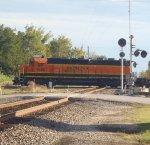 8-31-14 BNSF 1580 SD40-2R