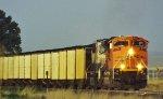 BNSF 9297W Kbg