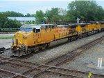 UP Engine at Marion Ohio