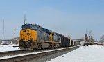 CSX 3131 at Berea Ohio