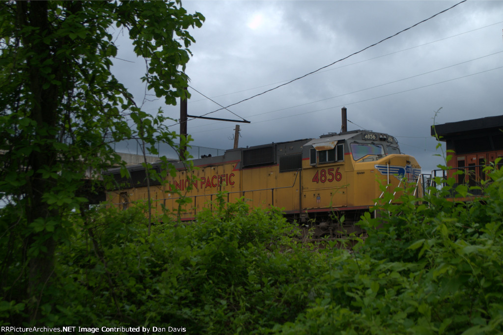 UP SD70M 4856