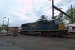 CSX SD60I 8774 on the Trenton Industrial Track