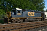 CSX GP40-2 6064 on the east end of C770-19
