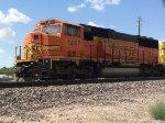BNSF 1467 at south end of Albuquerque Yard
