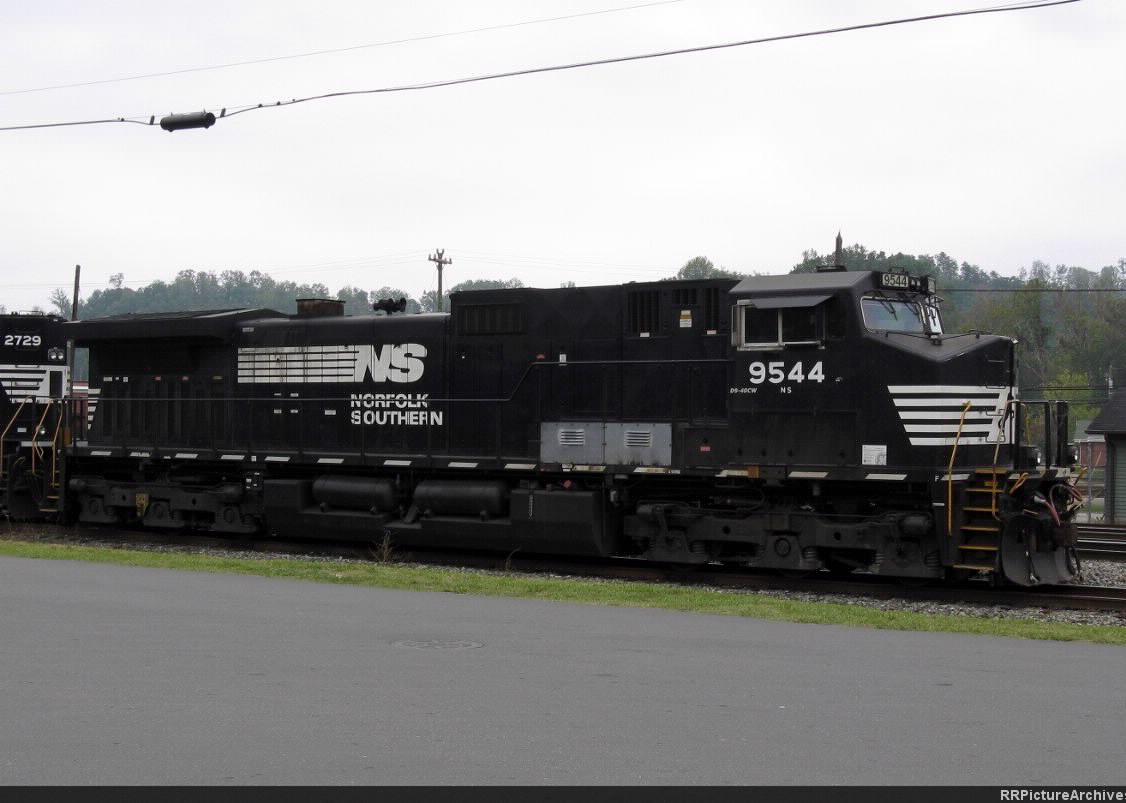 NS 9544 C40-9W