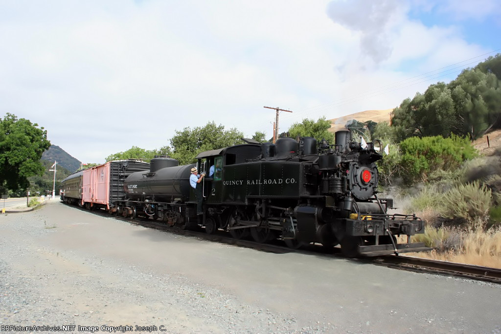 Quincy Railroad 2