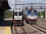New Jersey Transit & Amtrak