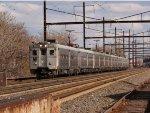 NJ Transit Holiday Extra #1099