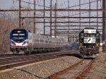 Amtrak & Norfolk Southern