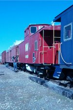 Caboose NW518620