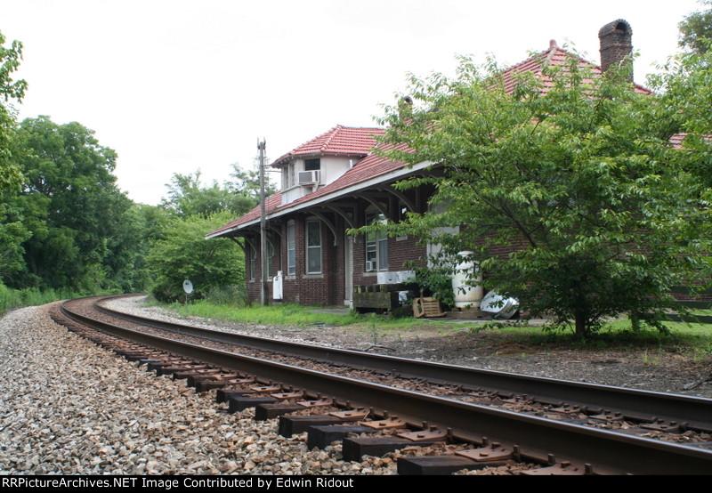 The Plains Railroad Station