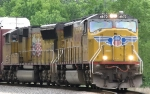 UP 4673 (SD70M)