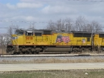 UP 5078 (SD70M)