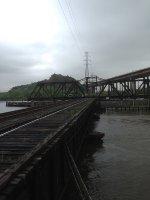 Bridge toward Hoboken (Boonton Line)