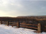 Paulinskill Viaduct (View from, including Del. Water Gap)
