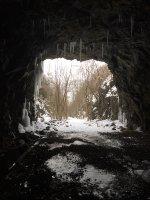 Roseville Tunnel, Lackawanna Cut Off