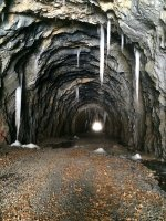 Roseville Tunnel, My favorite pic!