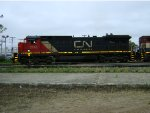 CN 2116 at Humboldt, SK