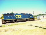 CSX Freight at Greenwood