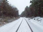 Snow on the Rails