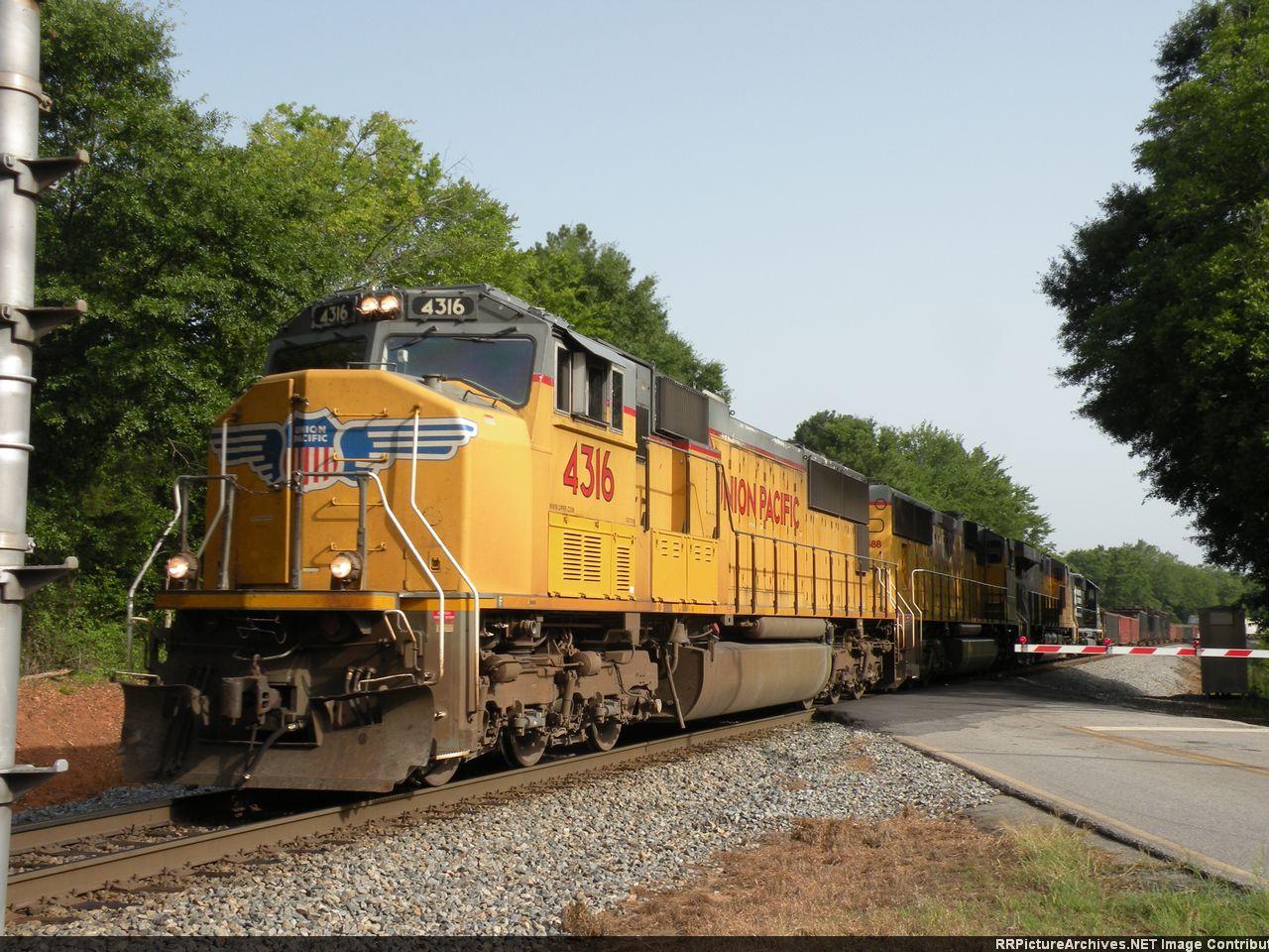 UP 4316 (NS #119)