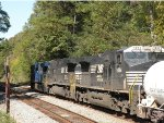 NS 8103 (NS #335) moving on