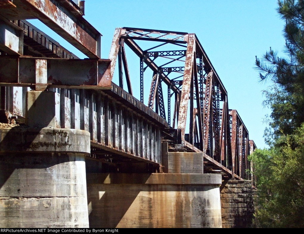 NS Broad River Trestle