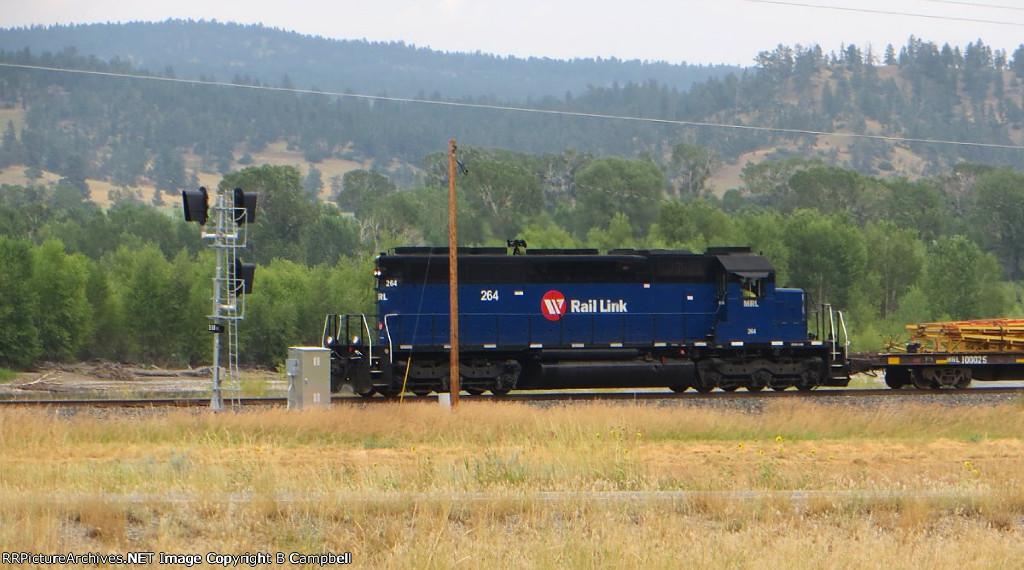 MRL 264 - MRL 100025