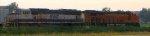 BNSF 7169 - BNSF 9726