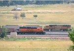 BNSF 1924 - BNSF 8834