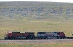 BNSF 4592 - BNSF 228