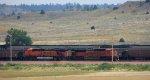 BNSF 9268 - BNSF 5806