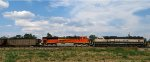 BNSF 9586 - BNSF 9197
