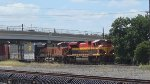 KCS 4042 & BNSF 6960