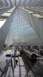 Luik (Liege) Rail Station