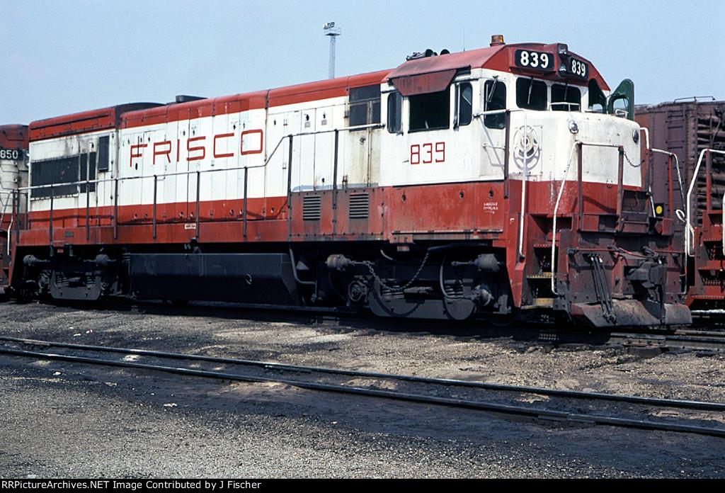SLSF 839