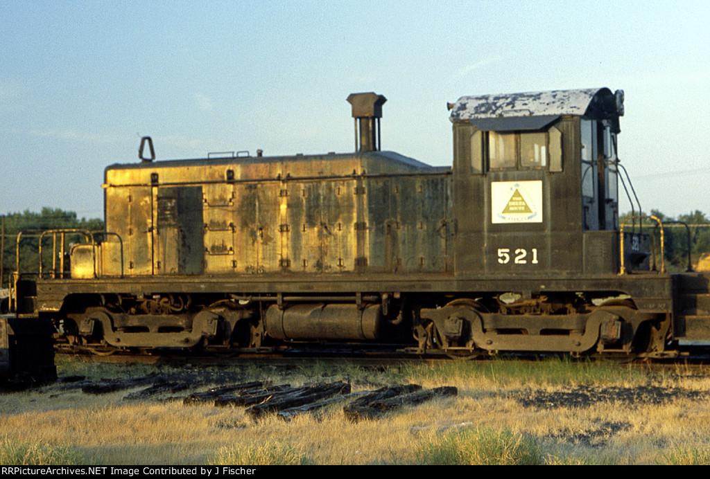 CAGY 521