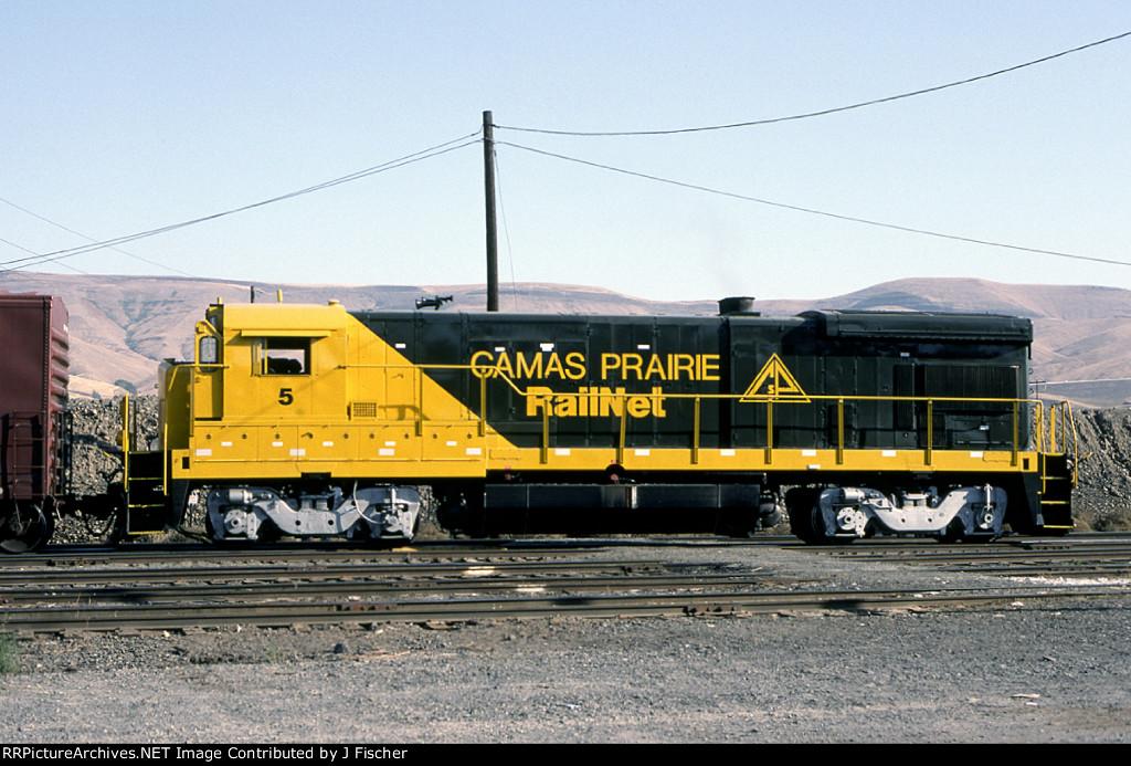 Camas Prairie Railnet 5