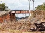 Abandoned C&WC Trestle