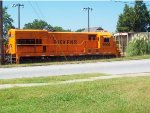 Pickens Railway at Belton SC