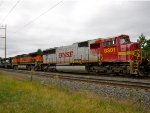 BNSF 8301 and 1062