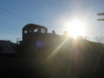 NYO&W sunset